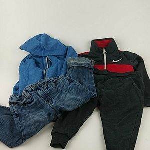 Nike Old Navy 2T Outfit Bundle